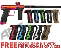 Planet Eclipse Infamous Geo CS2 Paintball Gun - Orange/Pink