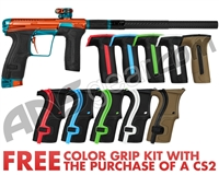 Planet Eclipse Infamous Geo CS2 Paintball Gun - Flintlock