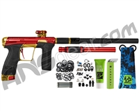 Planet Eclipse Infamous Geo CS2 Paintball Gun - Red/Rose Gold