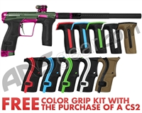 Planet Eclipse Infamous Geo CS2 Paintball Gun - Racing Green/Pink