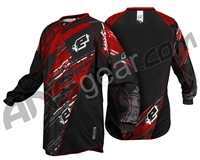 Planet Eclipse Rain Paintball Jersey - Fire