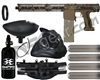 Planet Eclipse EMEK MF100 (PAL Enabled) Mag Fed Legendary Paintball Gun Package Kit - HDE Earth