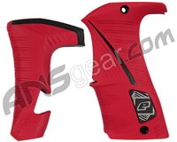 Planet Eclipse Ego LV1.6/LV1.5/LVR/LV1.1/LV1 Colored Grip Kits - Red
