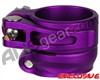 Planet Eclipse LV1/LV1.1/Etek 5 Low Rise Feedneck - Electric Purple