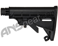Planet Eclipse EMEK MG100 6 Point Collapsible Stock - Black