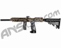 Planet Eclipse EMC Empire Mini Rail Mounting Kit - HDE Camo