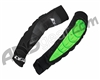 Planet Eclipse Overload HD Core Elbow Pads - Black/Green