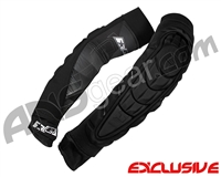 Planet Eclipse Overload HD Core Elbow Pads - Blackout