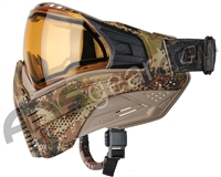 Planet Eclipse Push Unite Paintball Mask - HDE Earth