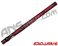 "Planet Eclipse 14.5"" Shaft FR Complete Barrel - Polished Acid Wash Red"