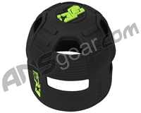 Planet Eclipse Tank Grip - Black/Lime