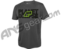 Planet Eclipse Blok Pro-Formance T-Shirt - Grey