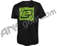 Planet Eclipse Pro-Formance Men's Breaker T-Shirt - Black