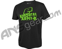 Planet Eclipse Emortal Army Men's T-Shirt - Black