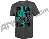 Planet Eclipse Lanes Pro-Formance T-Shirt - Grey