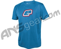 Planet Eclipse Retro Pro-Formance T-Shirt - Blue