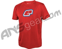 Planet Eclipse Retro Pro-Formance T-Shirt - Red