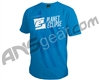 Planet Eclipse Stencil Men's T-Shirt - Blue