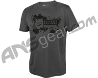 Planet Eclipse Tac Pro-Formance T-Shirt - Grey