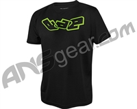 Planet Eclipse Pro-Formance Men's Tag T-Shirt - Black