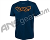 Planet Eclipse Pro-Formance Men's Tag T-Shirt - Dark Blue