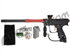 Dye Maxxed Rize Paintball Gun - Black/Red