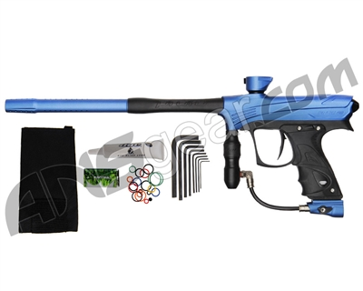 Proto Maxxed Rize Paintball Gun - Blue/Black