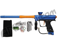 Proto Maxxed Rize Paintball Gun - Blue/Orange