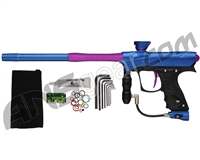 Proto Maxxed Rize Paintball Gun - Blue/Purple