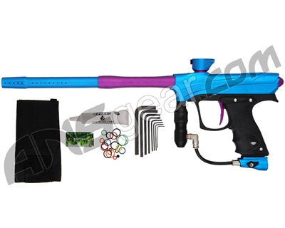 Proto Maxxed Rize Paintball Gun - Cyan/Purple