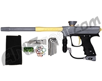 Proto Maxxed Rize Paintball Gun - Grey/Gold