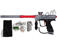 Proto Maxxed Rize Paintball Gun - Grey/Red