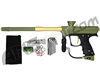 Proto Maxxed Rize Paintball Gun - Olive/Gold