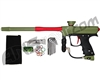 Proto Maxxed Rize Paintball Gun - Olive/Red