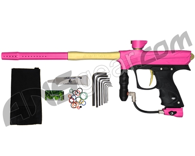 Proto Maxxed Rize Paintball Gun - Pink/Gold