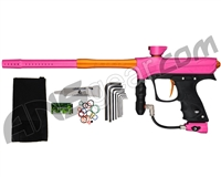 Proto Maxxed Rize Paintball Gun - Pink/Orange