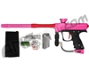 Proto Maxxed Rize Paintball Gun - Pink/Red