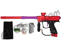 Proto Maxxed Rize Paintball Gun - Red/Purple