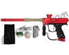 Proto Maxxed Rize Paintball Gun - Red/Tan
