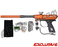 Proto Reflex Rail Paintball Gun - Orange/Silver