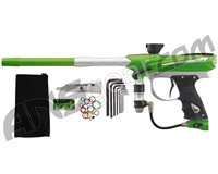 Proto Reflex Rail Paintball Gun - Lime/Clear