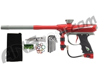 Proto Reflex Rail Paintball Gun - Red/Grey