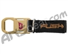 Push Division Bottle Opener/Key Chain - Gold
