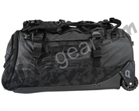 Push Division 01 Medium Rolling Gear Bag - Black