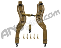 Push Backpack/Gear Bag Strap Kit - Multicam