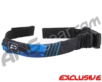 Push Universal Magnetic Goggle Chin Straps - Blue