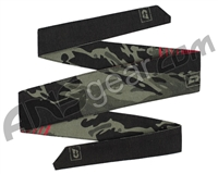 Push Paintball Head Band - Olive Camo