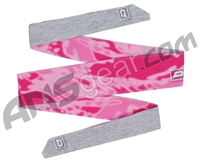 Push Paintball Head Band - Pink Camo