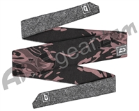Push Paintball Head Band - Red Camo