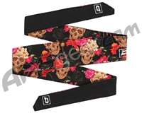 Push Paintball Head Band - Tropical Skulls